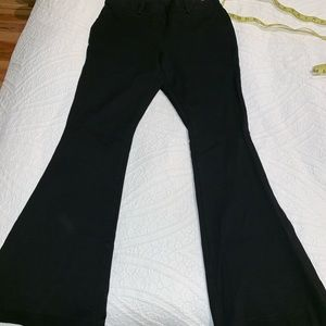 Express stretchy flare bell bottoms